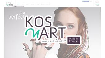 Mūsų darbai - Kosmart